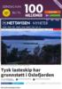 Tysk lasteskip har grunnstøtt i Oslofjorden