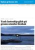 Tysk lasteskip gikk på grunn utenfor Drøbak