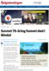 Savnet 75-åring funnet død i Bindal