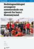 Redningsselskapet arrangerer sommerskole om sjøvett for barn i Brønnøysund