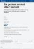 Polakk kritisk skadet etter båtvelt