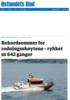 Rekordsommer for redningsskøytene - rykket ut 642 ganger