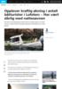 Opplever kraftig økning i antall båtturister i Lofoten: - Har vært dårlig med nattesøvnen