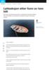 Leiteaksjon etter funn av tom båt