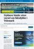 Mann i 20-årene mistenkt for promillekjøring etter båtulykke ved Kragerø
