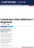 Leteaksjon trappes ned etter båtbrann i Rogaland