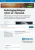 Redningsselskapet rykte ut i Ålesund.