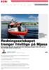 Redningsselskapet trenger frivillige på Mjøsa