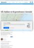 NÅ: Rykker ut til gressbrann i Arendal