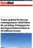 Træna og Bodø får den nye redningsskøyta «Odd Fellow III» på deling. Prislappen for den hypermoderne båten er 42 millioner kroner