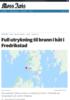 Én person hentet opp av sjøen etter båtbrann i Fredrikstad