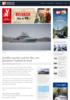 Småfly styrtet syd for Ålo, tre personer fraktet til land