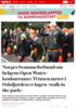 Norges Svømmeforbund om helgens Open Water-konkurranse: Ti tusen meter i Oslofjorden er ingen «walk in the park»