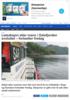 Leteaksjon etter mann i Dalsfjorden avsluttet - fortsetter fredag