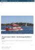 18 personer døde i drukningsulykker i juli