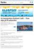 18 mennesker druknet i juli: - Kan skje på få sekunder