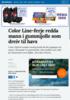 Color Line-ferje redda mann i gummijolle som dreiv til havs