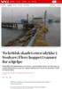 To kritisk skadet etter ulykke i Svolvær: Flere hoppet i vannet for å hjelpe