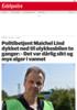 Politimann Maichel Lind dykket ned til ulykkesbilen to ganger: - Det var dårlig sikt og mye alger i vannet