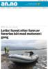 Leteaksjon etter funn av førerløs båt med motoren i gang - så meldte synderen seg