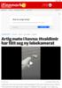 Artig møte i havna: Hvaldimir har fått seg ny lekekamerat