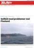 Seilbåt fikk problemer ved Flesland