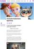 Ta med Toy Story og Brillebjørn hjem Fortsett historiene hjemme