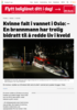Kvinne falt i vannet i Oslo: - En brannmann har trolig bidratt til å redde liv i kveld