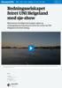 Redningsselskapet feiret UNI Helgeland med sjø-show