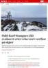Odd-Karl Stangnes (51) evakuert etter å ha vært værfast på skjær