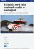 Fiskebåt med seks ombord sendte ut nødsignal