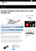 Sea King-helikopter brukte rotoren for å redde fiskebåt i nød