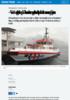 - Vi er i dag sikre på å kunne levere god beredskap for alle som er på sjøen