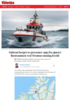 Gideon berget to personer opp fra sjøen i Rystraumen ved Tromsø onsdag kveld