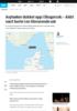 Asylsøker dukket opp i Skagerrak