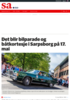 Det blir bilparade og båtkortesje i Sarpsborg på 17. mai