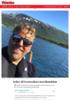 Seiler til Vesterålen i nordlandsbåt