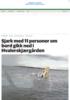 Sjark med 11 personer om bord gikk ned i Hvalerskjærgården