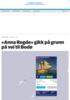 «Anna Rogde» gikk på grunn på vei til Bodø