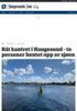 Båt kantret i Haugesund - to personer hentet opp av sjøen