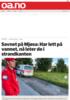 Savnet på Mjøsa: Har lett på vannet, nå leter de i strandkanten