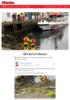 Bil i havet i Øksnes