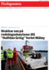 """Stokkar om på redningsskøytene: RS """"Halfdan Grieg"""" forlet Måløy"""
