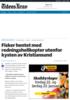 Fisker hentet med redningshelikopter utenfor kysten av Kristiansund