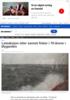 Leteaksjon etter savnet fisker i 70-årene i Øygarden