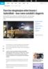 Brann i katamaran på Hvaler - fire personer ombord