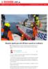 Hentet sjark på rek til havs nord av Lofoten
