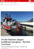 Ferske båteiere skaper problemer på sjøen: - Det har vært kaos