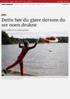 Dette bør du gjøre dersom du ser noen drukne