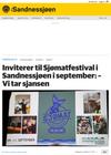 Inviterer til Sjømatfestival i Sandnessjøen i september: - Vi tar sjansen